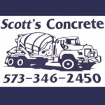 SCOTT'S CONCRETE